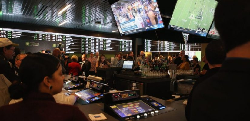 The New Angle On Gambling Simply Launched