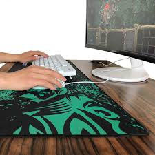 Fall In Love With Anime Mouse Pads With Wrist Support
