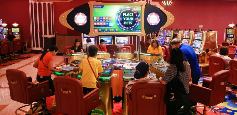 Tips To Reinvent Your Casino Game And Win