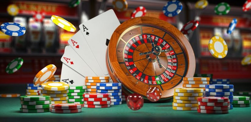 Six Key Techniques the professional's Use for Casino
